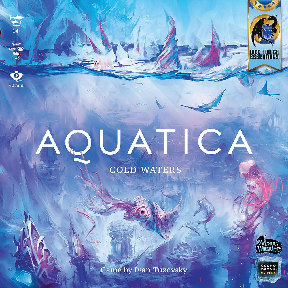 Aquatica: Cold Waters Expansion (Pre-Order)