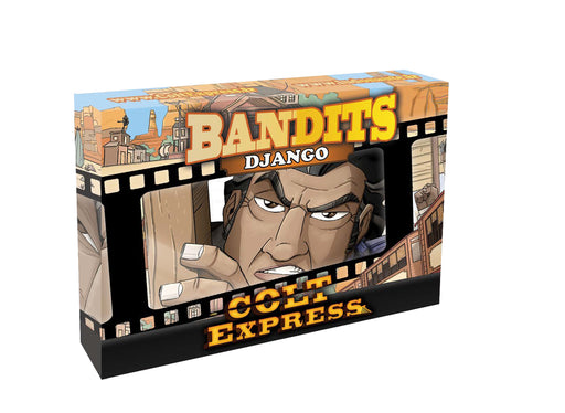 Colt Express: Bandit Pack - Django Expansion