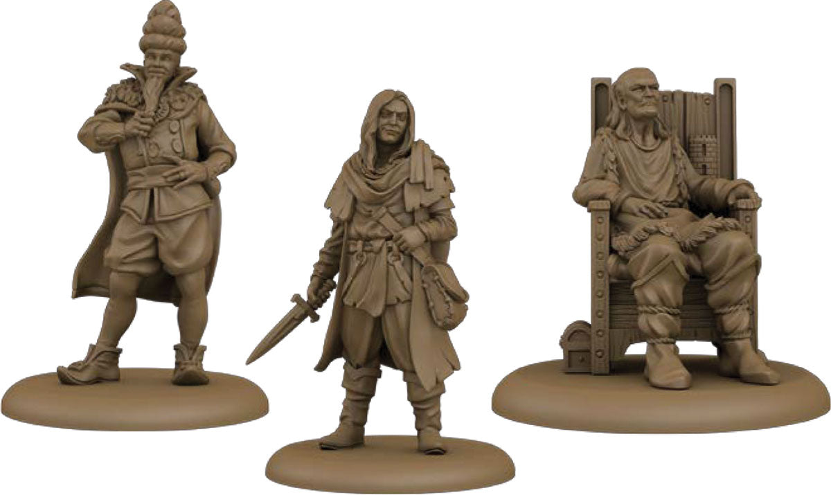 A Song of Ice & Fire Tabletop Miniatures Game: Neutral Heroes II