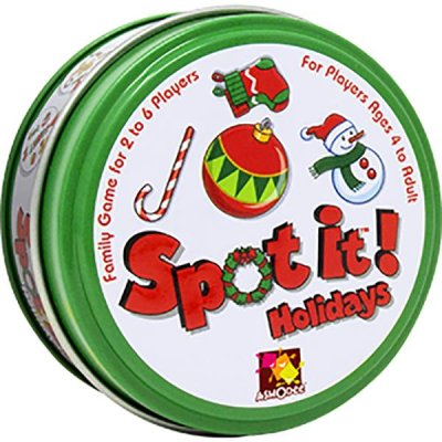 Spot It! Holiday (small tin)