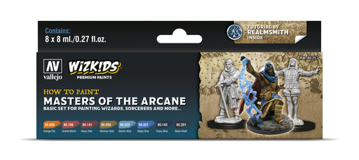 WizKids Premium Paints: Masters of the Arcane (Pre-Order)