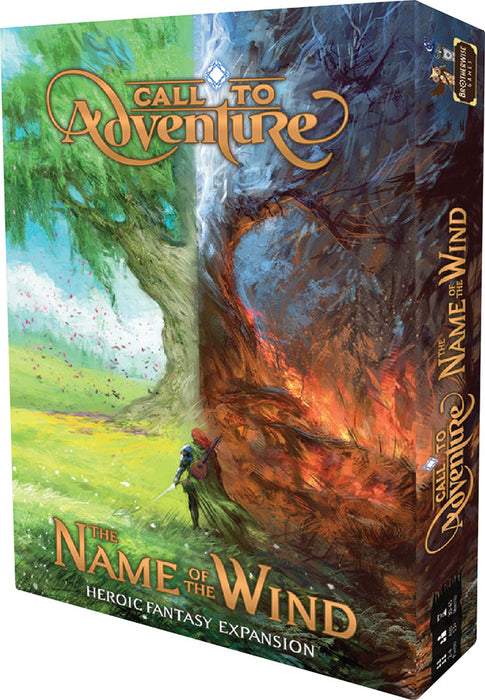 Call to Adventure: The Name of the Wind Expansion