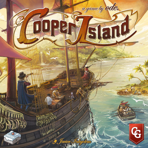 Cooper Island PLUS New Boats Expansion