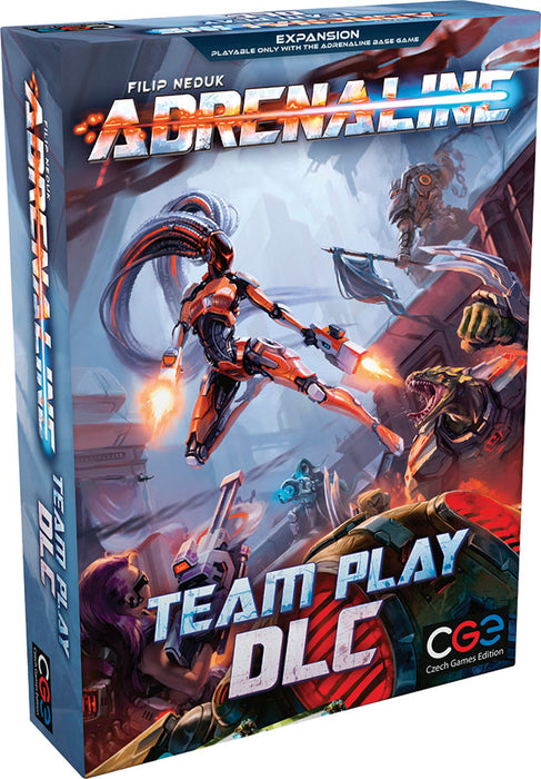 Adrenaline: Team Play DLC Expansion