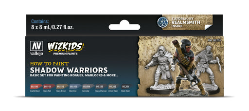 WizKids Premium Paints: Shadow Warriors (Pre-Order)