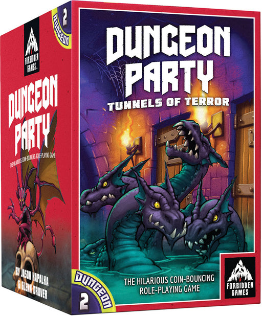 Dungeon Party - Tunnels of Terror (Pre-Order)