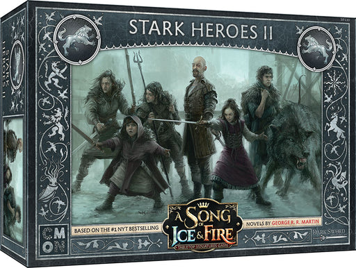 A Song of Ice & Fire Tabletop Miniatures Game: Stark Heroes #2