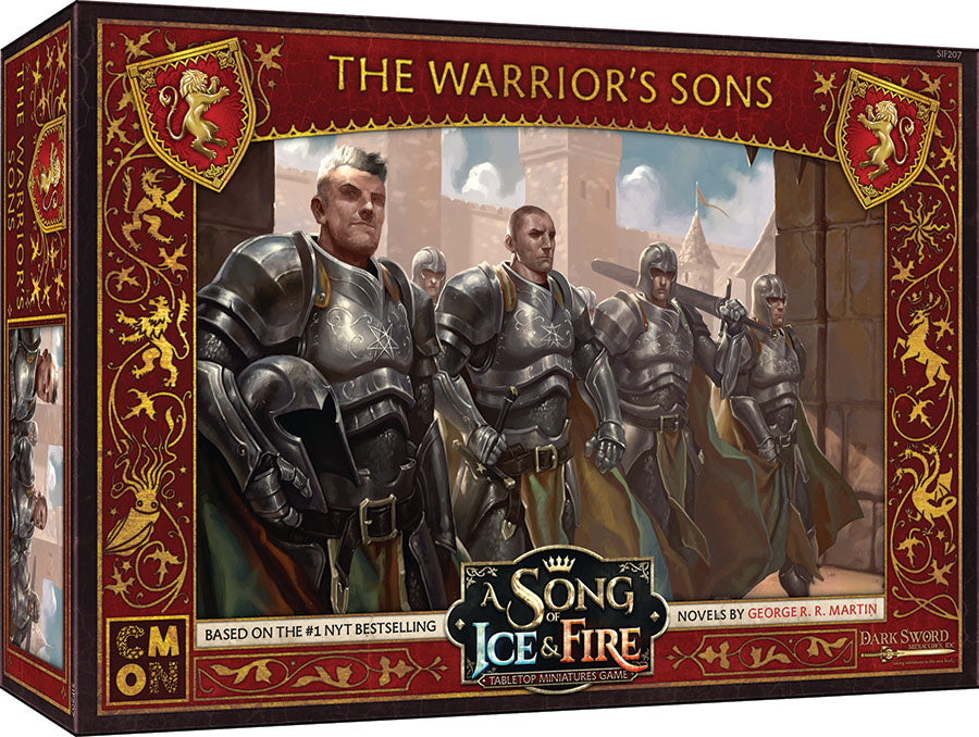 A Song of Ice & Fire Tabletop Miniatures Game: The Warrior's Sons Unit Box