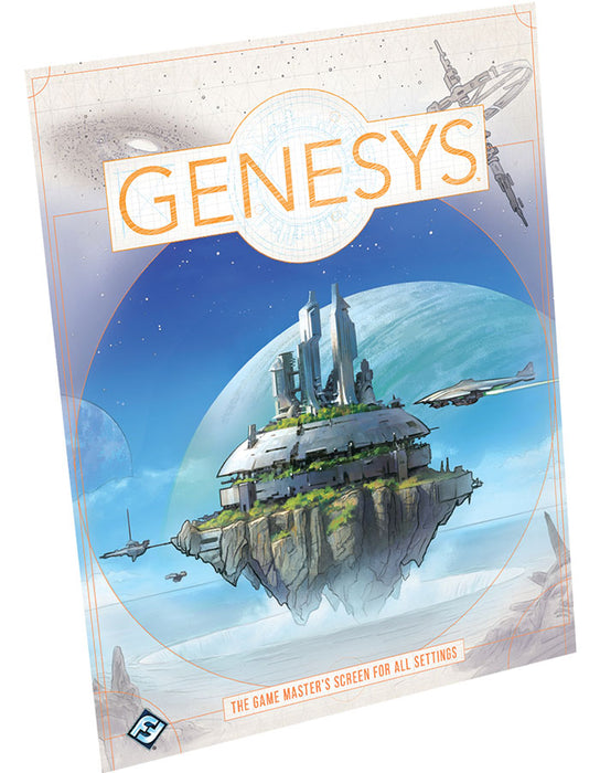 Genesys RPG: Game Master's Screen