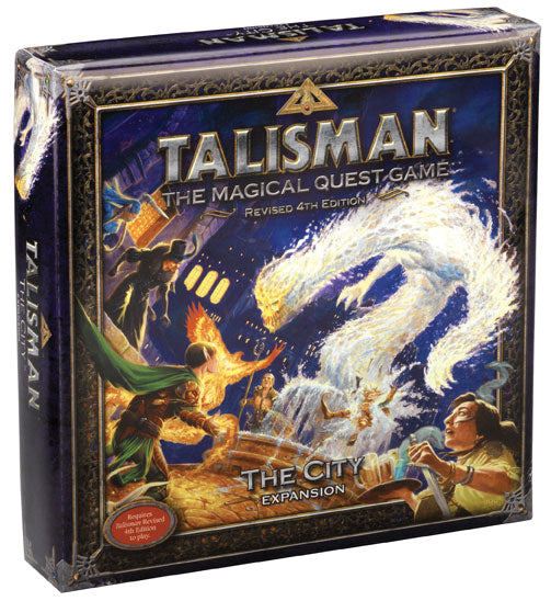 Talisman: The City Expansion (Dent and Ding)