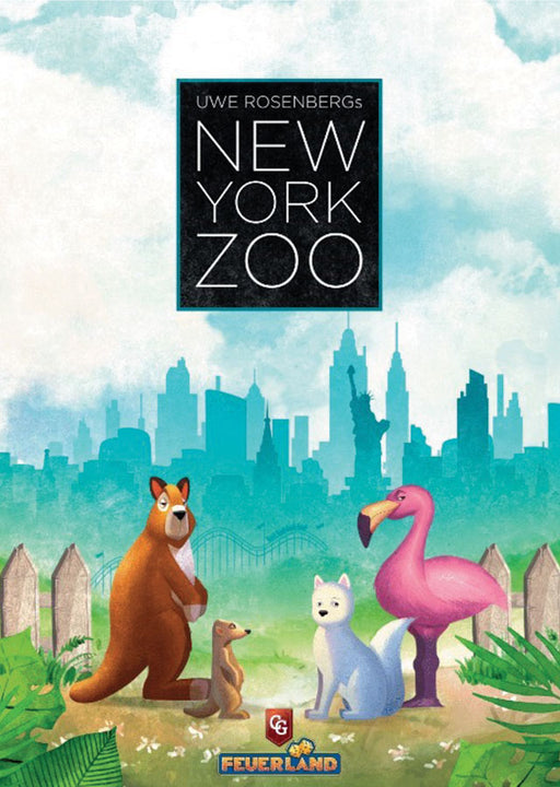 New York Zoo (Pre-Order)
