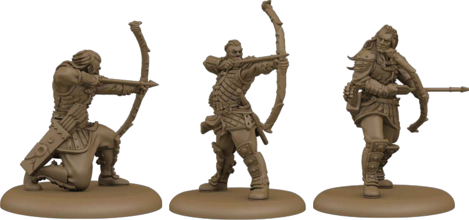A Song of Ice & Fire Tabletop Miniatures Game: Stormcrow Archers Unit Box