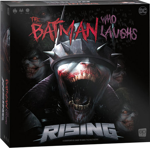 Rising: The Batman Who Laughs