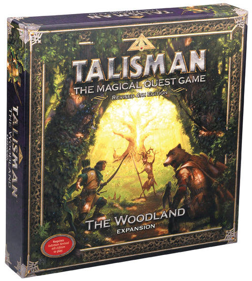 Talisman: The Woodlands Expansion (Pre-Order)