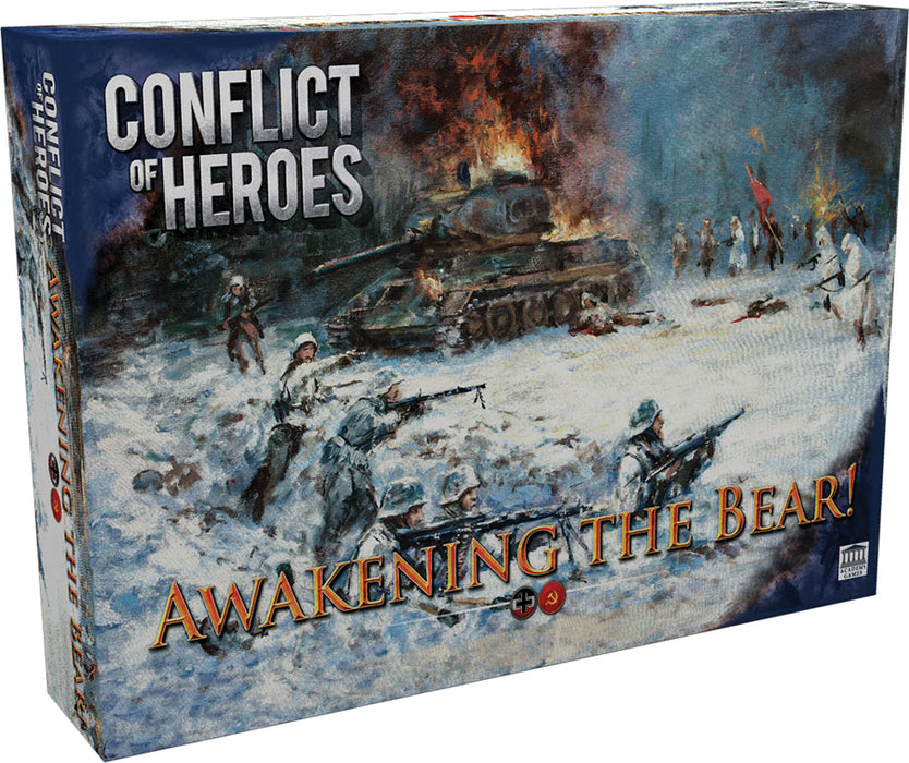Conflict of Heroes: Awakening the Bear 3rd Edition