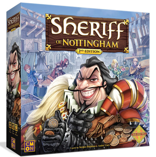 Sheriff of Nottingham (2nd Edition) (Pre-Order)