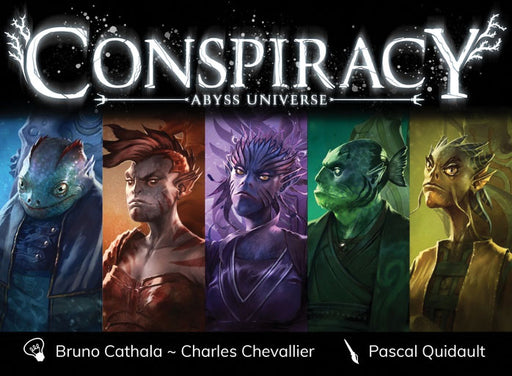 Conspiracy: Abyss Universe (Pre-Order)