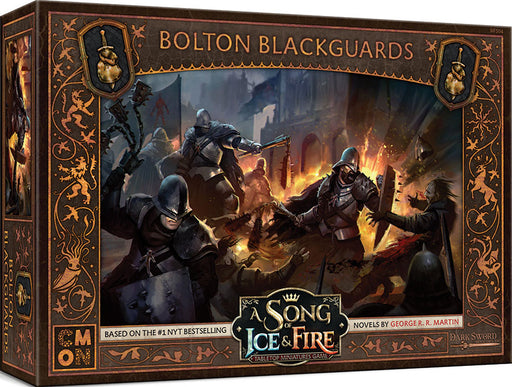 A Song of Ice & Fire Tabletop Miniatures Game: Bolton Blackguards Unit Box