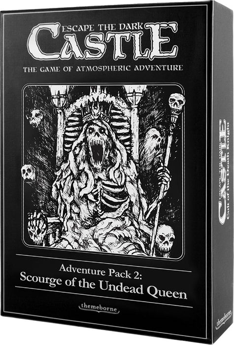 Escape the Dark Castle: Scourge of the Undead Queen Expansion