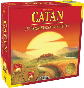 Catan: 25th Anniversary Edition (Pre-Order)