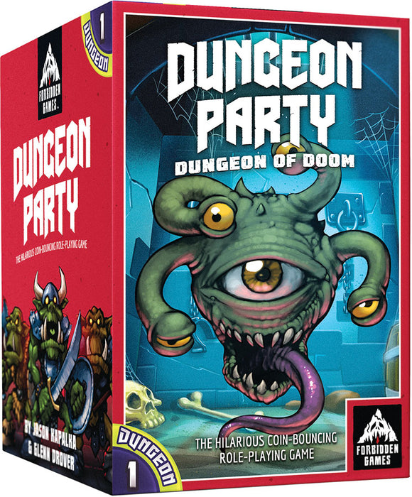 Dungeon Party - Dungeon of Doom (Pre-Order)