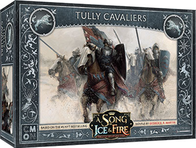 A Song of Ice & Fire Tabletop Miniatures Game: Tully Cavaliers Unit Box