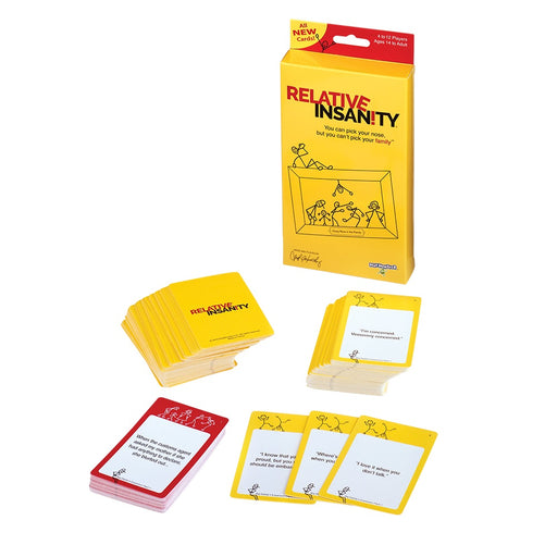 Relative Insanity: Travel Pack (Pre-Order)