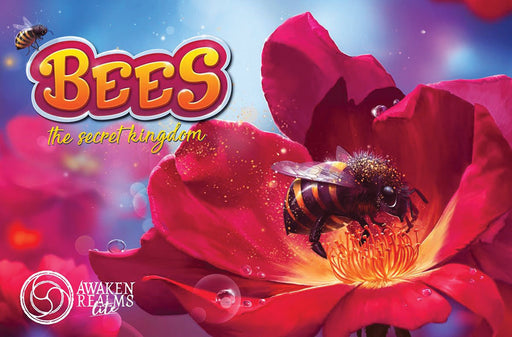 Bees: The Secret Kingdom (Pre-Order)