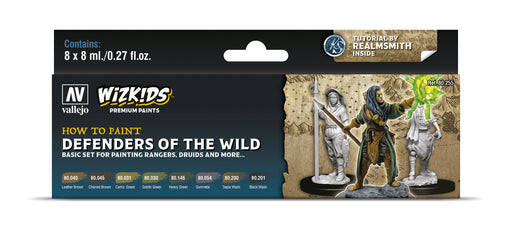 WizKids Premium Paints: Defenders of the Wild (Pre-Order)