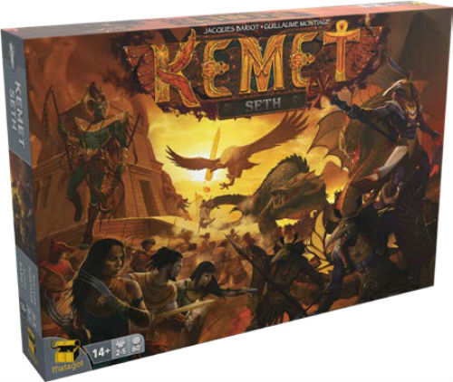 Kemet - Seth Expansion
