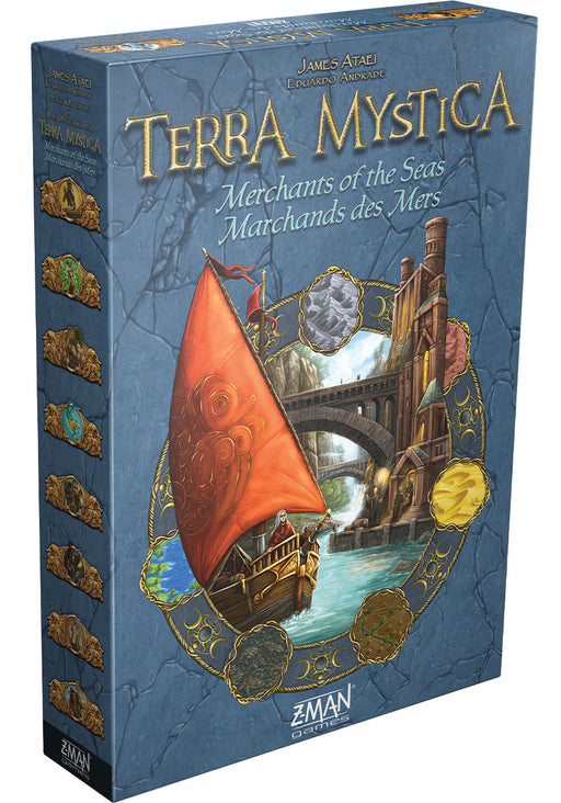 Terra Mystica: Merchants of the Seas Expansion
