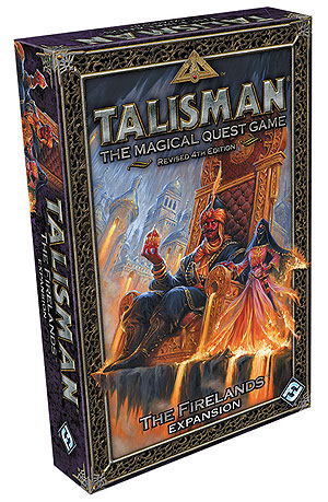 Talisman: The Firelands Expansion (Pre-Order)