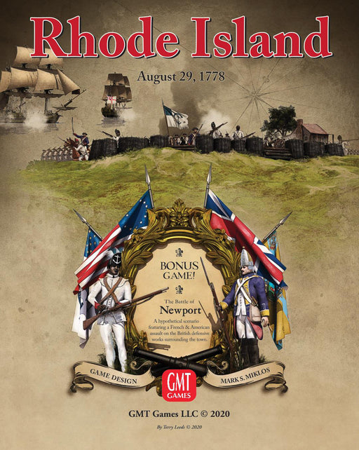 The Battle of Rhode Island (Pre-Order)