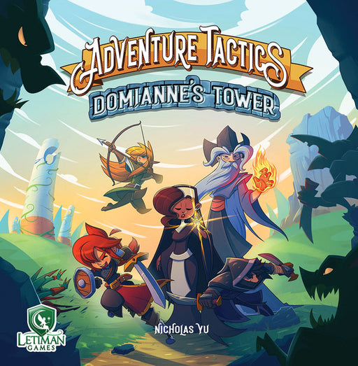 Adventure Tactics: Domiannes Tower (Pre-Order)
