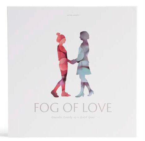 Fog of Love: Female Cover