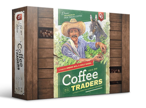 Coffee Traders (Pre-Order)