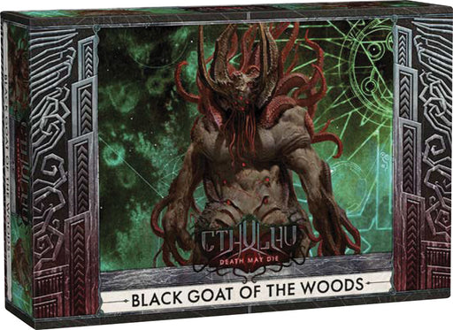 Cthulhu: Death May Die: Black Goat of the Woods Expansion