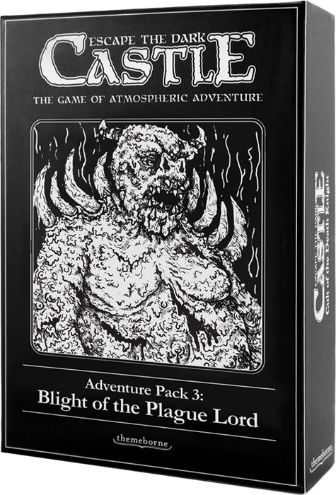 Escape the Dark Castle: Blight of the Plague Lord Expansion
