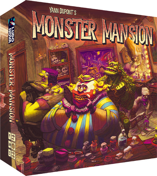 Monster Mansion (Pre-Order)