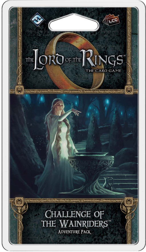 The Lord of the Rings LCG: Challenge of the Wainriders Adventure Pack (Pre-Order)