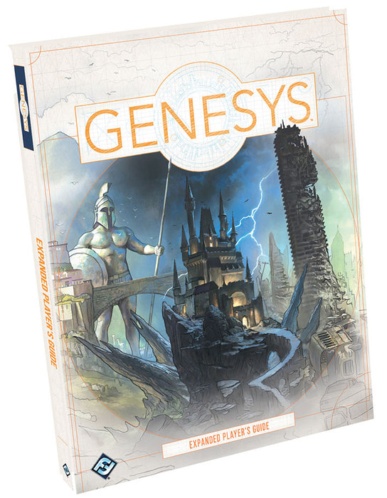 Genesys RPG: Expanded Player's Guide Hardcover