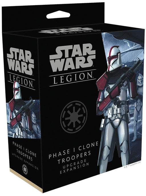 Star Wars: Legion - Phase I Clone Troopers Upgrade Expansion (Pre-Order)