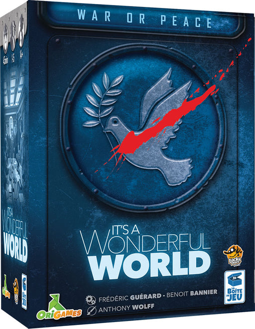 Its a Wonderful World: War or Peace Expansion (Pre-Order)
