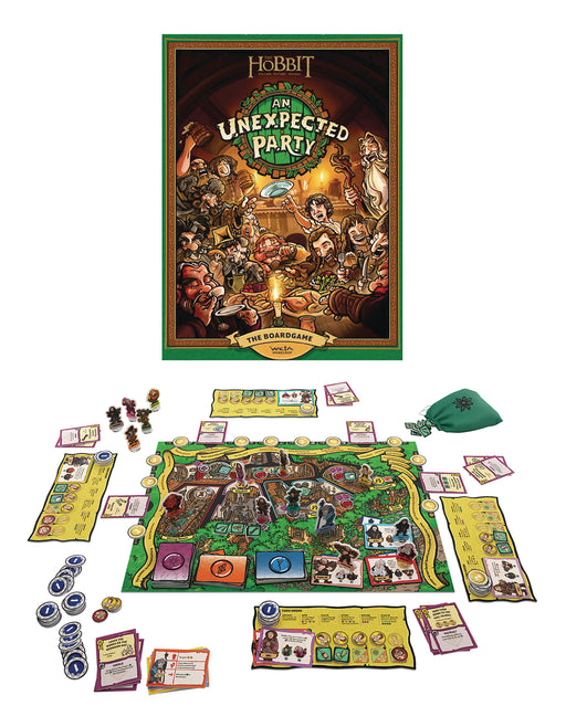 The Hobbit An Unexpected Party (Pre-Order)