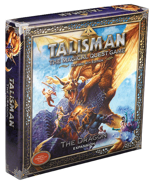 Talisman: The Dragon Expansion (Pre-Order)