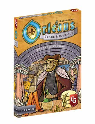 Orleans - Trade & Intrigue (Pre-Order)