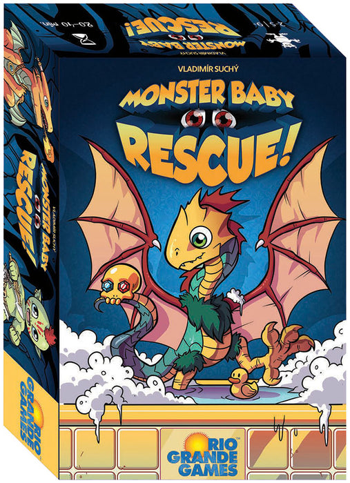 Monster Baby Rescue