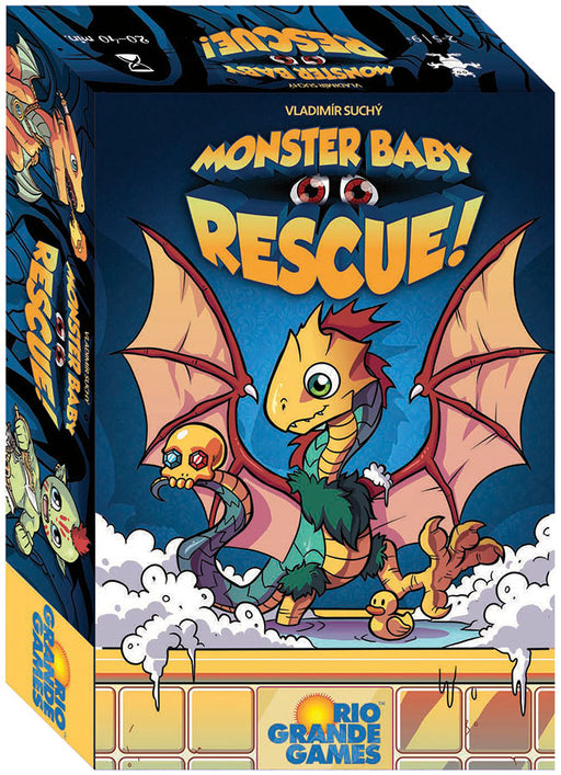 Monster Baby Rescue (Pre-Order)