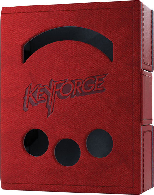 KeyForge: Deck Book - Red