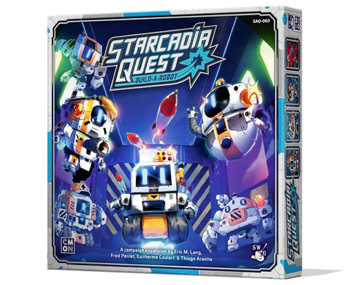 Starcadia Quest: Build-a-Robot Expansion (Pre-Order)